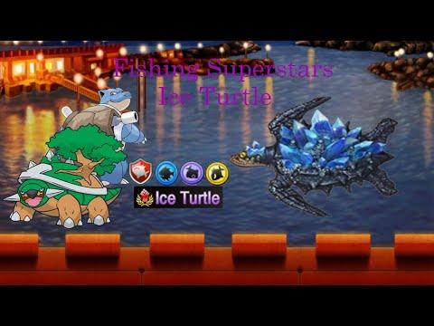 Fishing Superstars - Ice Turtle