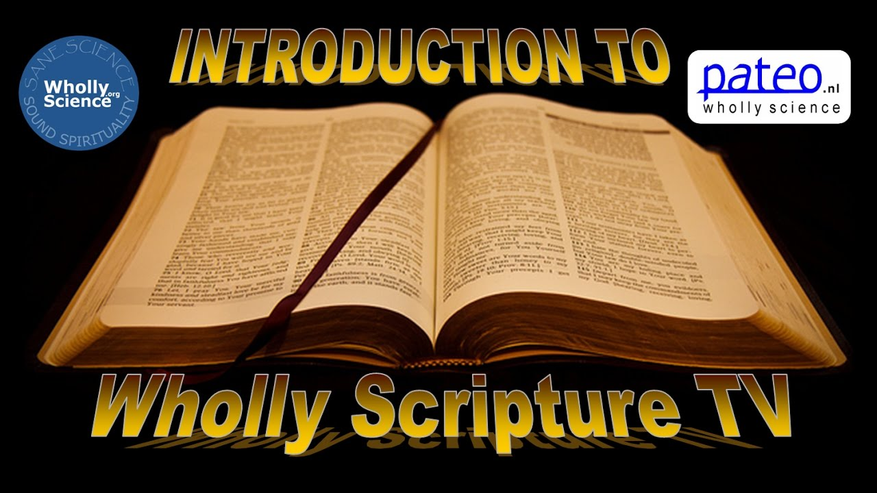 Wholly Scripture TV