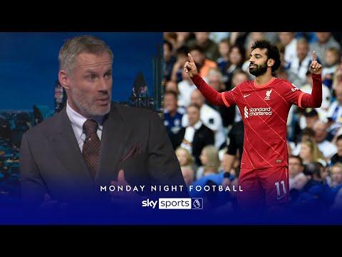 Salah 'deserves' new bumper deal | Carragher and Neville discuss Salah's importance for Liverpool