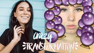 Krasse Haar Transformation & Reaktionen in der Schule / VLOG