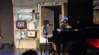 Your Song; Lights (Ellie Goulding); Genius Next Door (Regina Spektor) Cover by Iraya -NCWMF 2014