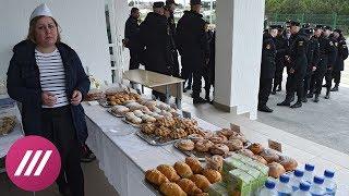 В Крыму за голосование дают медали. Как там проходят выборы