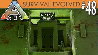 ARK: Survival Evolved - Installing the Electricity, Generator, Cable, Refrigerator - E48(Today on Ark Survival Evolved, I'll install electricity in the skull base, with the electrical generator, refrigerator, electrical cable. Enjoy! Don't forget to hit the LIKE ..., 2015-12-13T16:00:00.000Z)