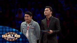 Berapa hadiah yang bisa dibawa pulang oleh Kel. Chand Kelvin? - PART 4 - Family 100 Indonesia