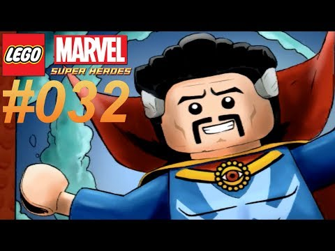 LEGO MARVEL SUPER HEROES #032 Dr. Strange ★ Let's Play LEGO Marvel Super Heroes [Together/Deutsch]