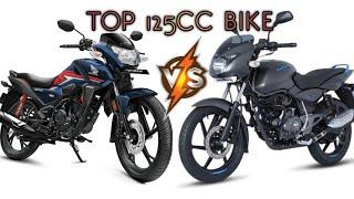 Best 125 CC Bike in India 2020