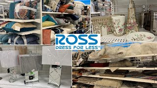 ROSS HOME DECOR 😍 Shop With Me Pillows Rugs Lamps Bathroom Decor 2019