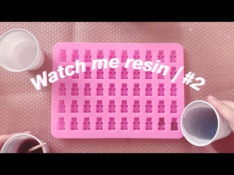 Watch me resin | # 2 | this was a fail lol
