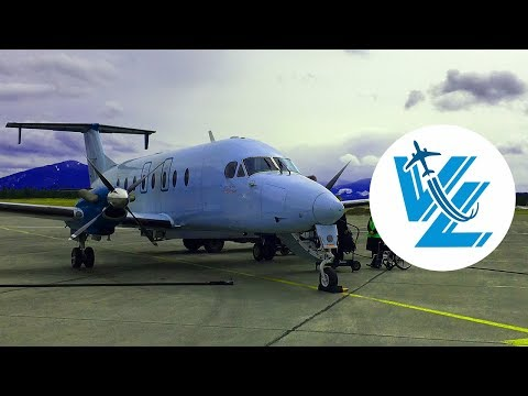 Air Georgian Beechcraft 1900D Review