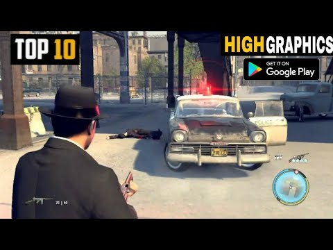 Top 10 New HIGH GRAPHICS Games For Android | JUNE 2020 (Online/Offline)