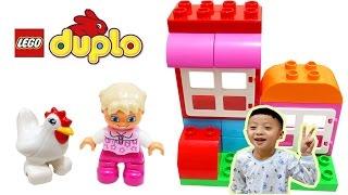 樂高~玩具~積木~lego~duplo~學習~媽媽寶寶~小孩~益智~兒童~玩具開箱animation~funny~otoro~