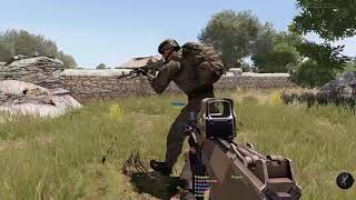 Arma 3 Multiplayer Alive mod SANDF milsim Insurgancy gameplay