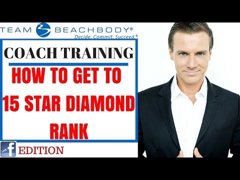 How to get to 15 Star Super Star Diamond Beachbody Coach