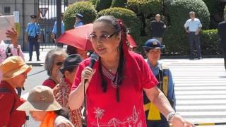 女の平和 6.20国会ヒューマンチェーン」 日時:2015年6月20日...