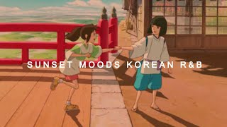 Download Sunset Mood | Korean r&b playlist 🌇🍵 For studying