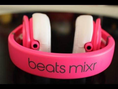 Neon Red Beats
