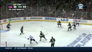 Colorado Avalanche @ Minnesota Wild 04/28/14 Game 6
