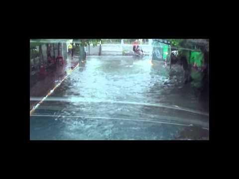 Bangkok Flooding  Monsoon Season,  March 2011