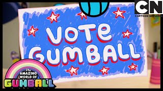 Vote Gumball For President of the World | Gumball | Cartoon Network