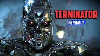 Terminator EN 8 MINUTOS