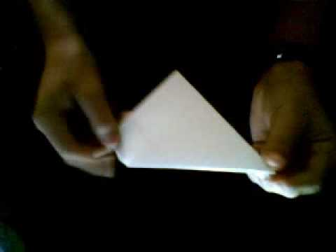how to create a cool paper airplane