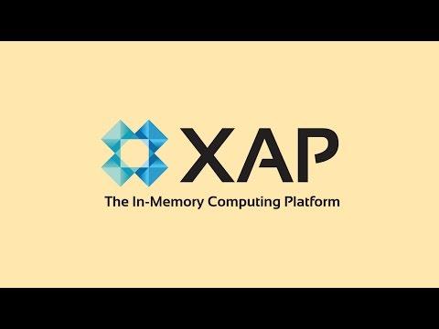 GigaSpaces XAP In-Memory Computing Platform