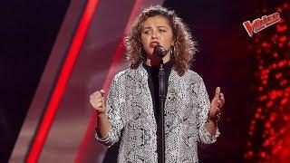 Valéria Polčová - Beyoncé : Runnin' (Lose It All)   The Voice Česko Slovensko 2019