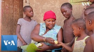 Ugandan Mother of 38 Is Sole Supporter of Her Children