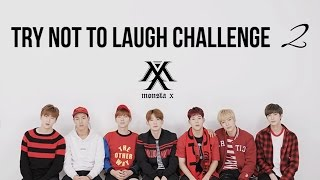 Video TRY NOT TO LAUGH CHALLENGE 2 | MONSTA X download MP3, 3GP, MP4, WEBM, AVI, FLV Maret 2018