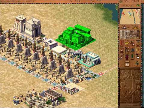Pharaoh Walkthrough: Mission 14 - Rostja (Giza)