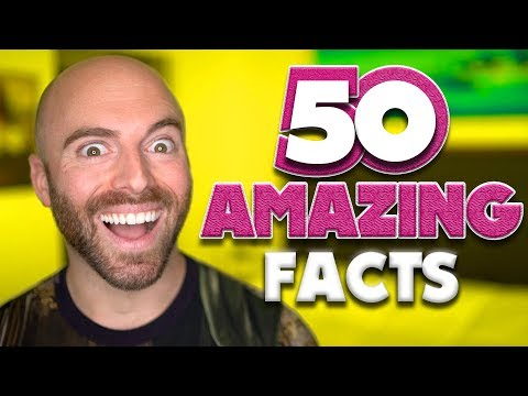 50 AMAZING Facts to Blow Your Mind! #102