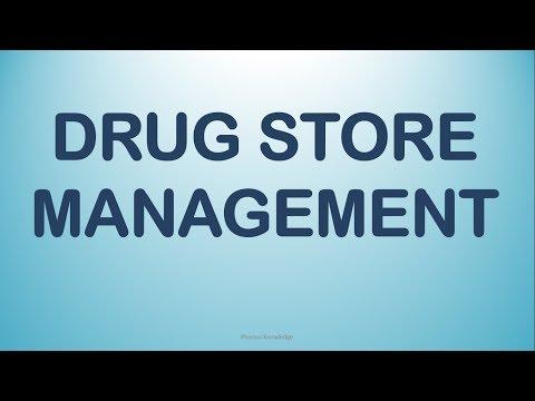Drug Store Management - YouTube