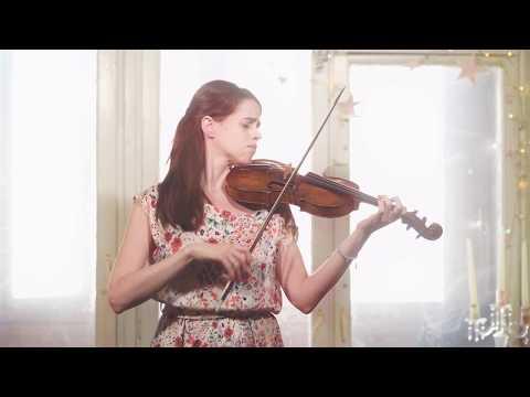 J.S. Bach - Giga from II Partita in D minor BWV 1004