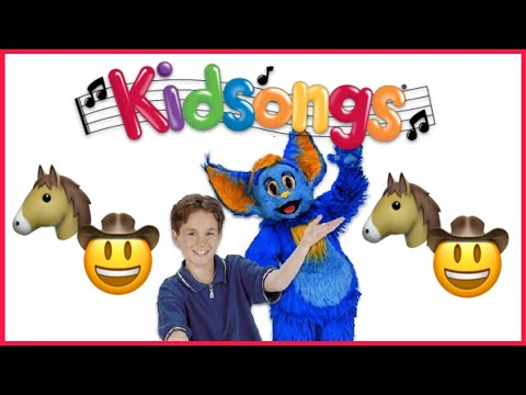 Born To Be A Cowboy Kids Songs
