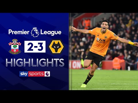 Jiménez stars in Wolves comeback! | Southampton 2-3 Wolves | Premier League Highlights