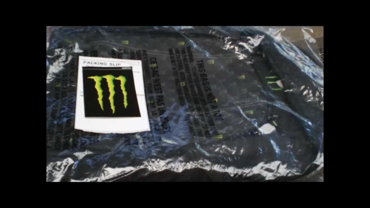 monster energy gear promotion