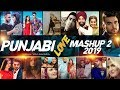 Punjabi Love Mashup 2 | Best Love Song 2019 | DJ Hardik X DJ Nafizz X VDJ Royal | VDJ Jakaria