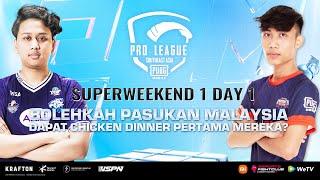 [BM] PMPL SEA Championship S4   SW1D1 : Bolehkah pasukan Malaysia dapat Chicken Dinner pertama?