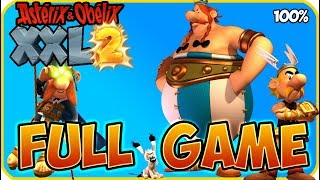 Asterix & Obelix XXL 2 Walkthrough FULL GAME Longplay (PS4, XB1, PC, Switch) Remaster