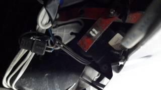 Блок управления печкой ваз 2110 на хундай акцент 2 часть(Работа заслонки. Запуск холодного двигателя, в салоне плюс 15, температура на печке выставлена на 22 градуса...., 2016-03-21T12:11:39.000Z)