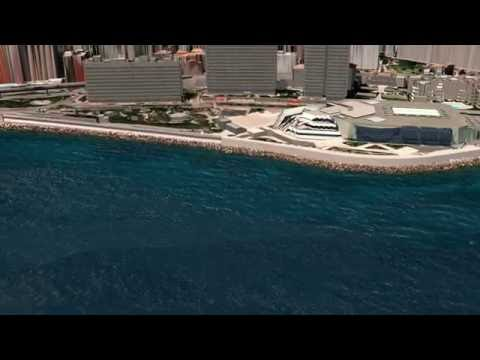 Monaco offshore urban extension - Construction Methods