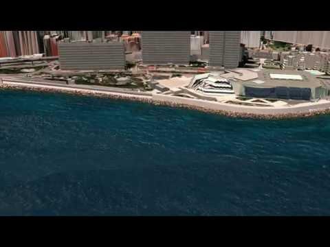Monaco offshore urban extension - Construction Methods