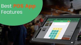 Restaurant Software Features
