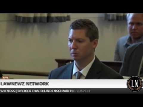 Ray Tensing Retrial Day 3 Grant Fredericks Testifies 06/12/17