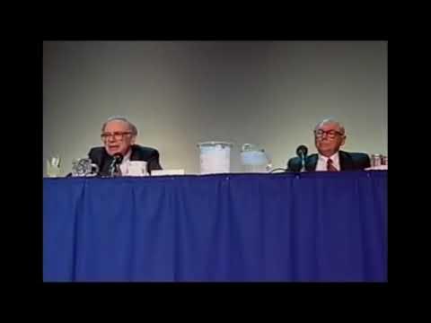Warren Buffett & Charlie Munger talk 'the mind of the consumer'