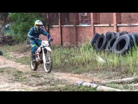 Daniel haikal 99 training enduro X motocross jt racing raider malaysia ktm freeride250R 2017