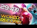 Dark Moon Event WORLD RECORD - FASTEST WIN DOTA 2   29:47!