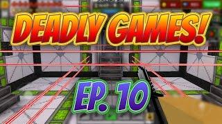 Pixel Gun 3D - Deadly Games [Ep. 10]