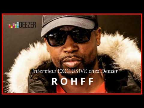 Rohff - interview DEEZER (audio entier)