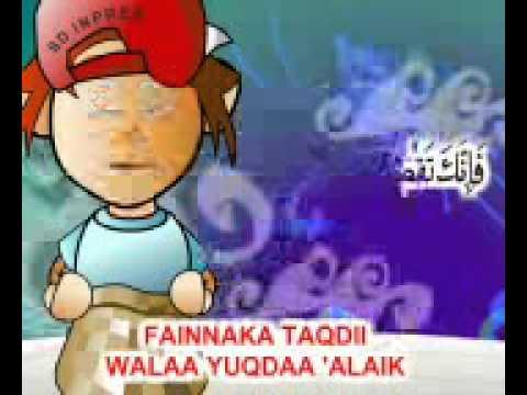 doa qunut animasi, bermanfaat untuk mengajarkan anak usia dini